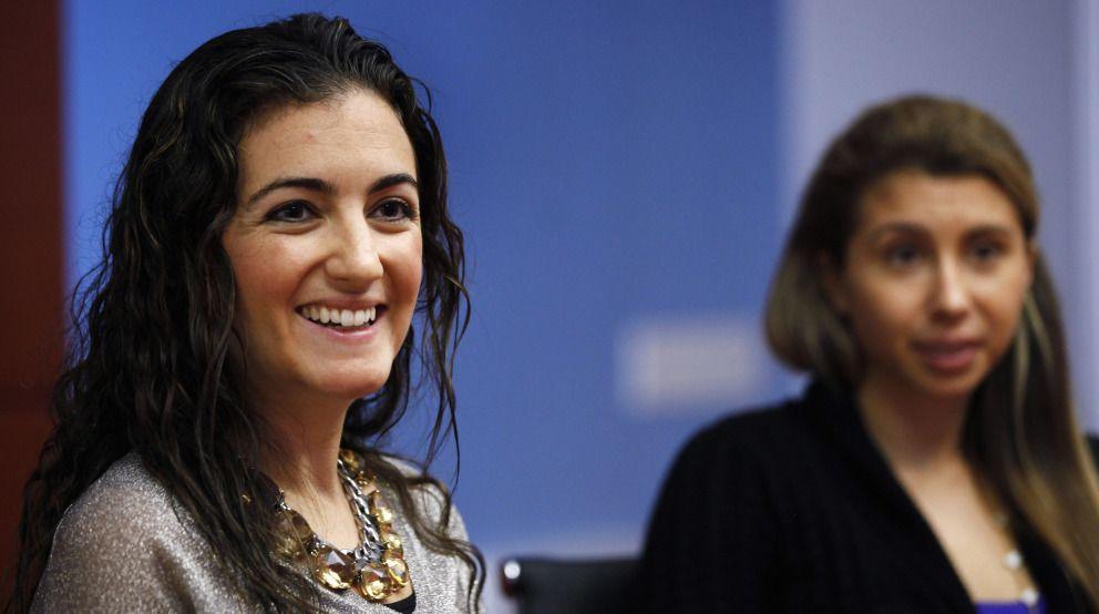 Jennifer Hyman. (Reuters)