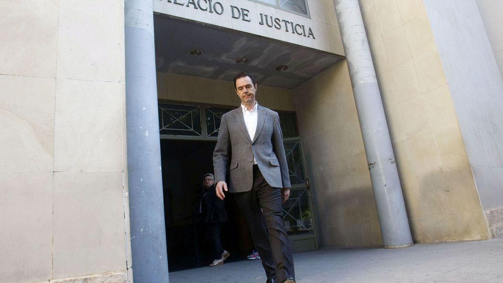 Foto: Miguel López, investigado como presunto autor del asesinato de su suegra, María del Carmen Martínez. (EFE)