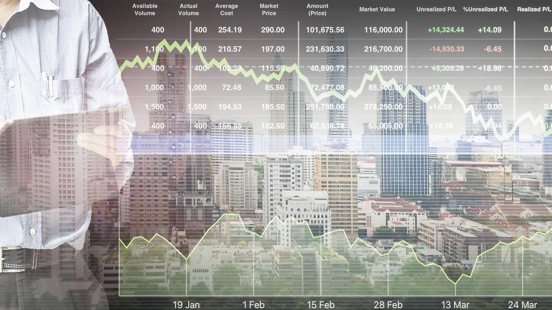 La inversión inmobiliaria no levanta cabeza: un 40% por debajo del nivel de 2020