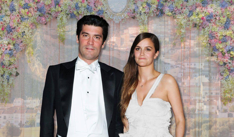 Foto: Alejandro Santo Domingo y Charlotte Wellesley