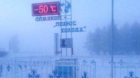 Así es la escuela de Oymyakon, la más fría del planeta