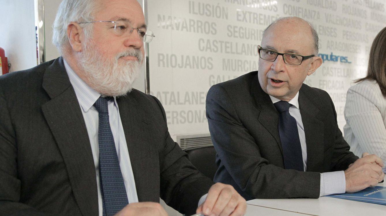 El Supremo da la razón a Montoro en su pulso con Arias Cañete en un caso de IRPF