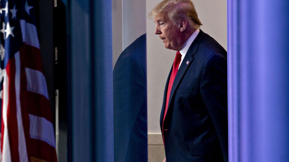 Foto: Donald Trump. (EFE)