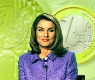 Foto: Así fingió Letizia que no conocía al príncipe en una entrevista del 2003