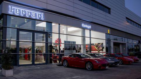 Ferrari estrena en Madrid su 488 GTB
