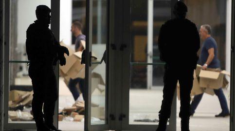 Los Mossos registran el CTTI por una supuesta contratación irregular