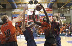 El Barcelona y Tomic siguen su semana triunfal al ganar al Fuenla