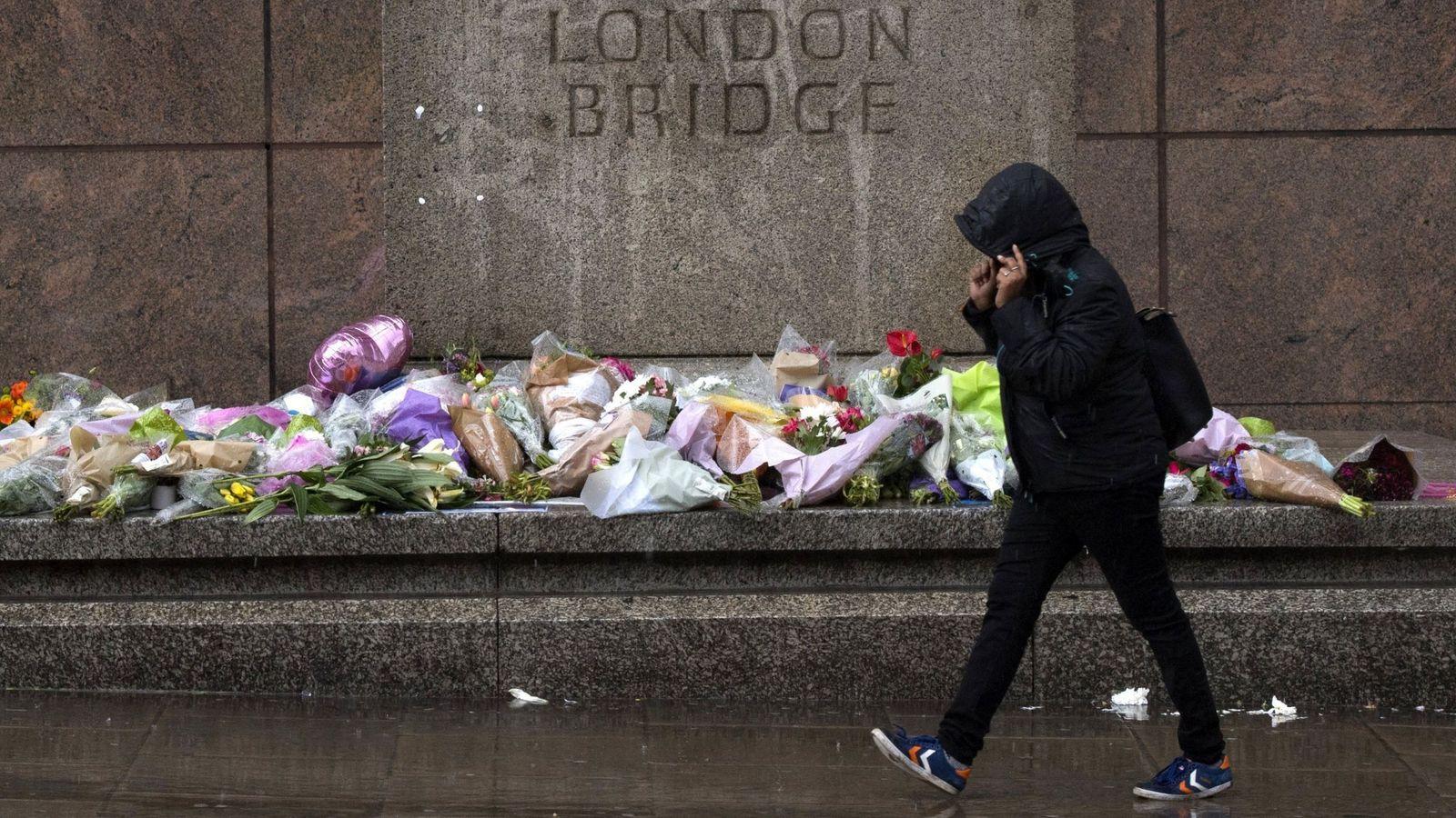 Foto: Actos en recuerdo de las vÍctimas del atentado en Londres. (EFE)
