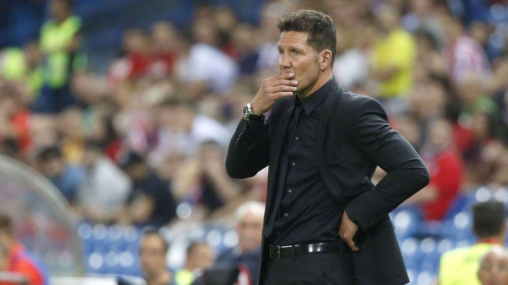 Foto: El Atlético ha comenzado la Liga con dos empates. (Juan Carlos Hidalgo/EFE)