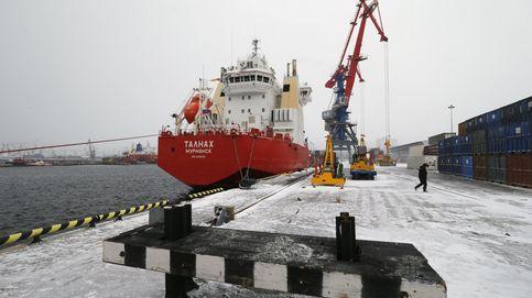 Rusia abre una nueva terminal en el Ártico