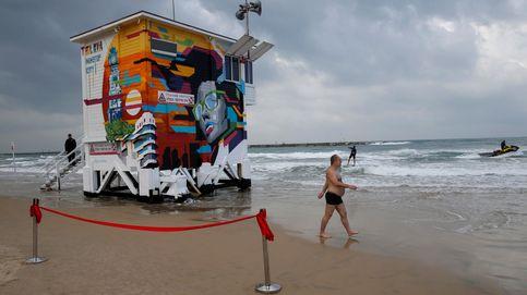 Vivir en la torre de vigilancia de Mitch Buchannon y Pamela Anderson ya es posible en Tel Aviv
