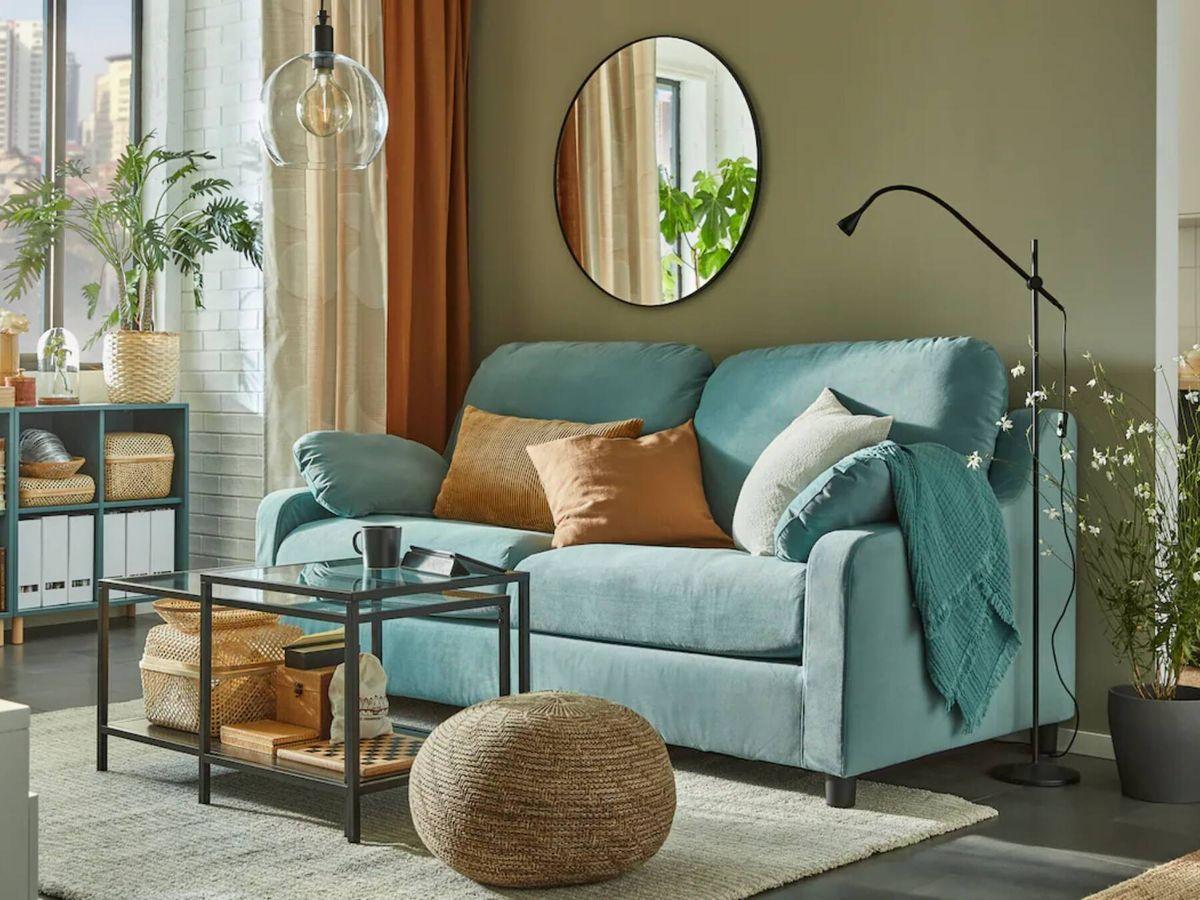 Foto: Ideas de Ikea para decorar salones. (Cortesía)