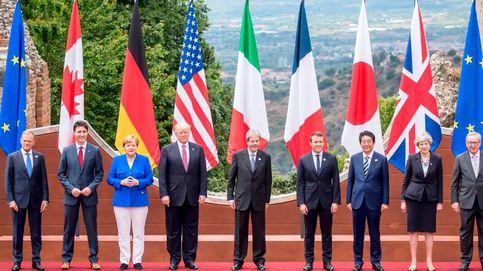 Izquierda 'abertzale' y chalecos amarillos se alían para dinamitar el G-7 junto a Irún