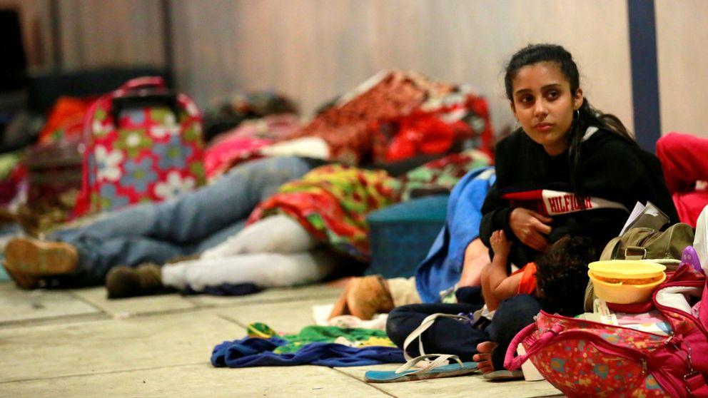 Control de pasaportes, brazaletes... las trabas de los vecinos al éxodo venezolano