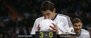Di María revoluciona al Real Madrid y acaba con el atrevimiento del Alcoyano