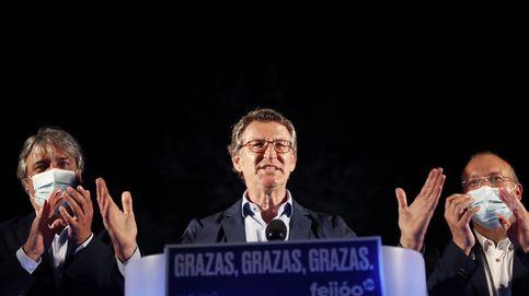 La jornada electoral en Galicia y País Vasco en imágenes