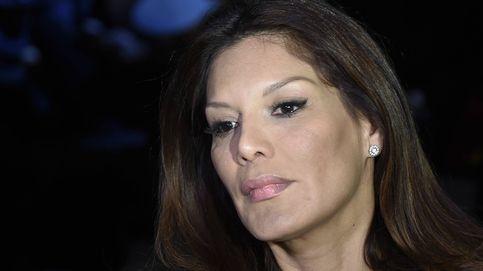 Ivonne Reyes acude a la policía tras encontrarse una persona en su casa