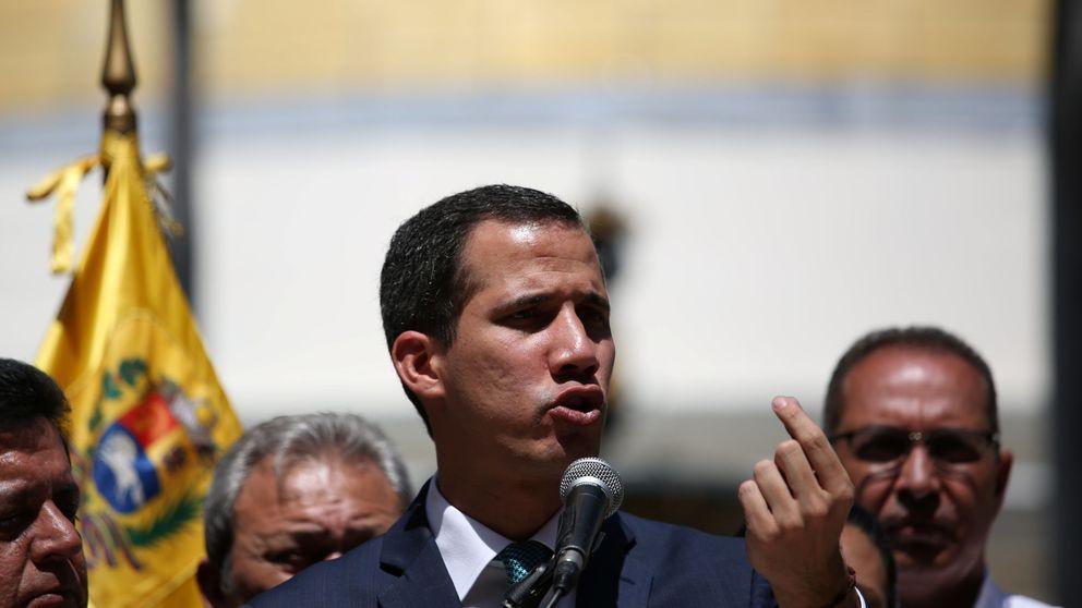 Guaidó envía su profundo agradecimiento a Pedro Sánchez por reconocerle