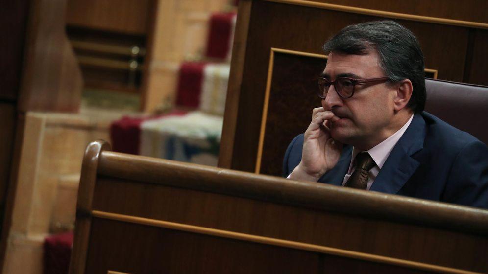 Foto: El portavoz del PNV en el Congreso, Aitor Esteban. (Reuters)