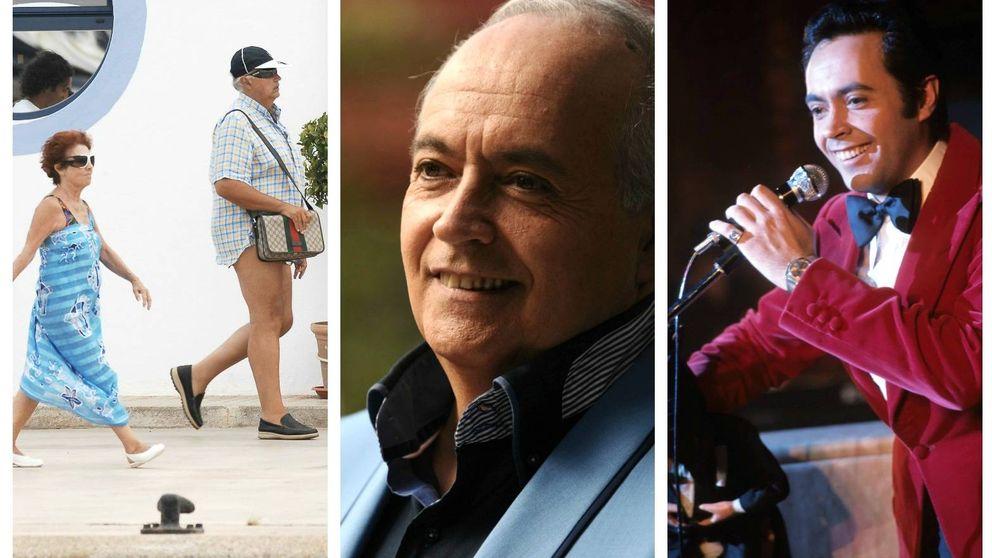 José Luis Moreno, al descubierto: sus exmujeres, sus hijos, su pasado y más