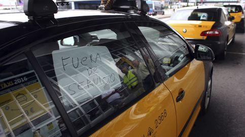 Jornada de huelga en Barcelona: a los paros de Ryanair se suman los taxis