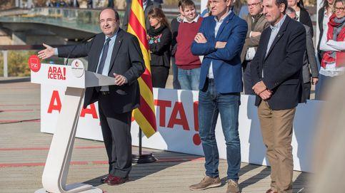 La apuesta de PSOE y PSC: investidura de Iceta aunque quede por detrás de Cs
