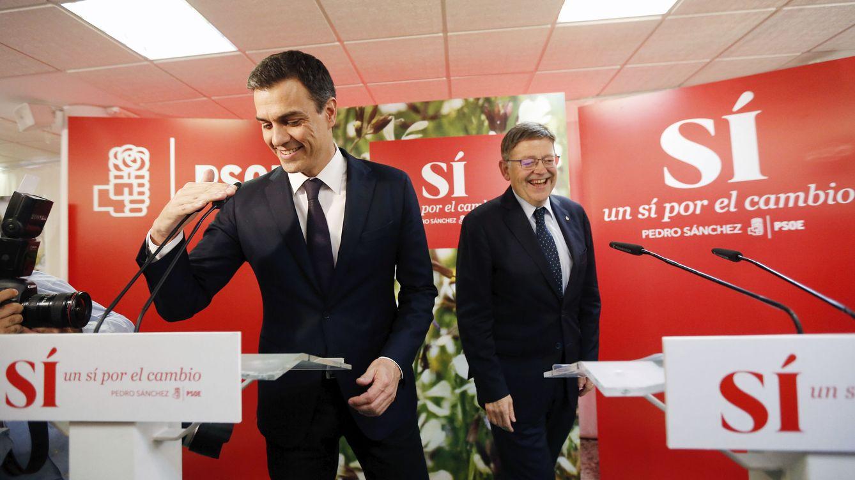 Paz por territorios: Ximo Puig renuncia a ir como delegado al congreso federal del PSOE