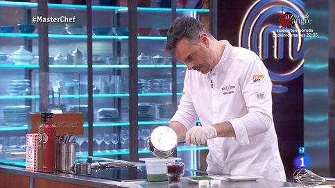 'Masterchef': la audiencia 'latiga' al chef invitado por sus borderías a los finalistas