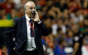 Del Bosque: Hay que recuperar la confianza tras el Mundial