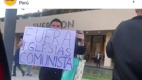 La falsa presencia de Pablo Iglesias en un hotel de Lima que provocó un escrache
