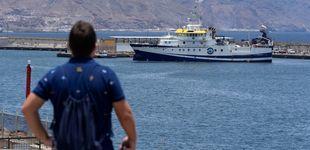Post de El buque Ángeles Alvariño amplía
