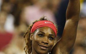 Serena Williams ya está a un sólo Grande de Navratilova y Evert