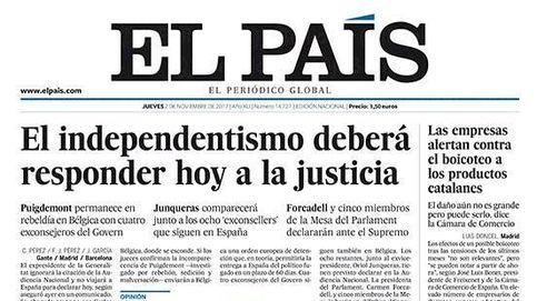 Así ve la Prensa la 'espantada' de Puigdemont en los juzgados españoles