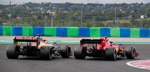 Post de McLaren, la 'mano lenta' de la Fórmula 1 que puede costarle caro a Carlos Sainz y Norris