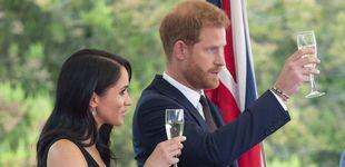 Post de Meghan 'reforma' a Harry: la duquesa le habría prohibido tomar alcohol