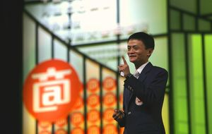 En la guerra del 'e-commerce', el coco no es Amazon, sino Alibaba