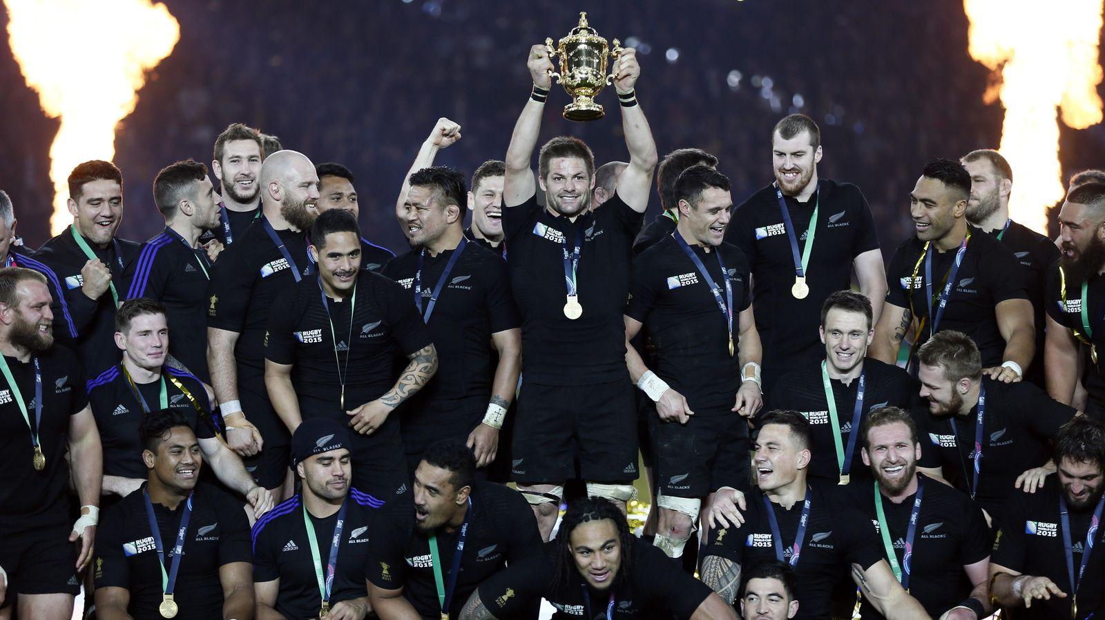 Foto: Nueva Zelanda, campeona del mundo (Reuters).
