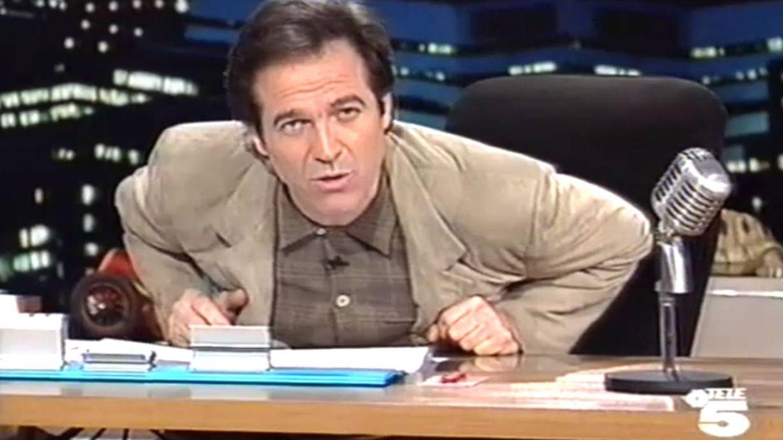 Pepe Navarro, en 'Esta noche cruzamos el Mississippi'. (Mediaset)