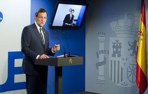 Rajoy moviliza a sus 'barones' para relanzar al PP ante las europeas