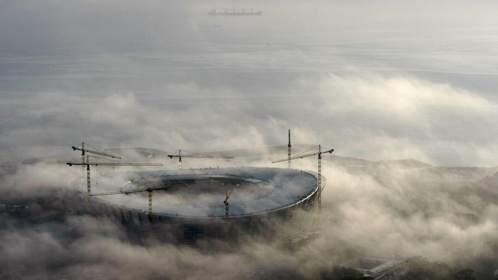 Nueva York, Shanghai o Londres: 15 ciudades que 'viven' entre las nubes