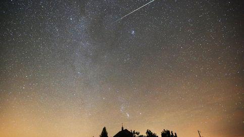 Lluvia de meteoros en Bielorrusia