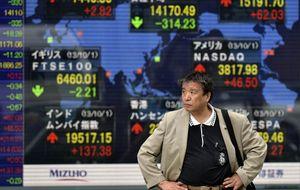 Japón registra la mayor caída en tres semanas tras la subida del yen