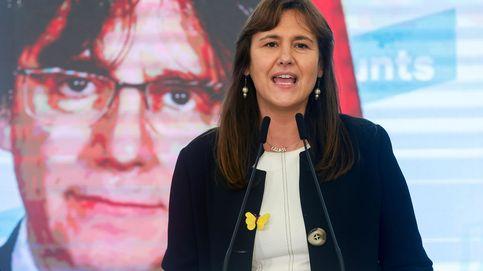 Laura Borràs (JxCAT) visita a Pablo Hasél en la cárcel: Es otro preso político