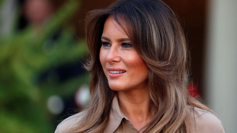 Melania Trump: Las mujeres necesitan pruebas si denuncian que son víctimas