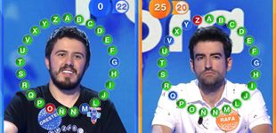 Post de 'Pasapalabra': tensión máxima en duelos diarios entre Orestes y Rafa Castaño