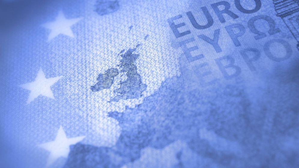 Foto: Imagen de un billete de euro. (iStock)