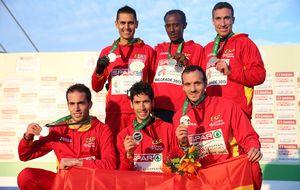 Bezabeh, campeón de Europa tras estar metido en la 'Operación Galgo'
