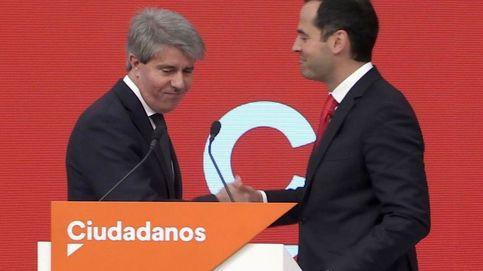 Ángel Garrido renuncia a su acta de diputado no adscrito en Asamblea de Madrid