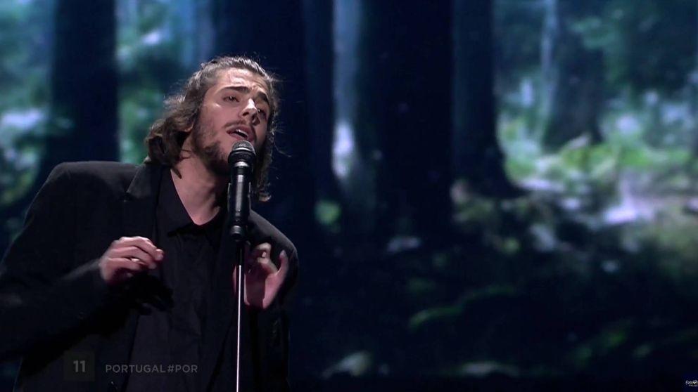 Así es la actuación del ganador de Eurovisión 2017, Salvador Sobral (Portugal)