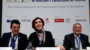 La secretaria de Turismo hace un viaje de Estado a… Cataluña